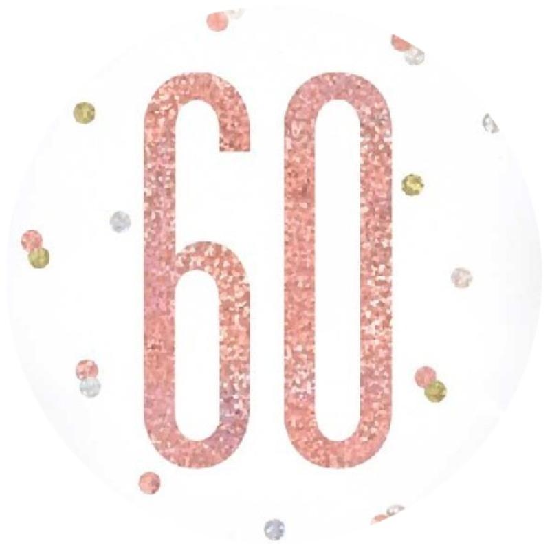 60th-65th Birthday