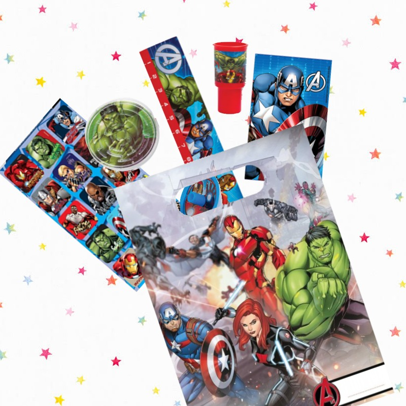 Avengers Party Bags