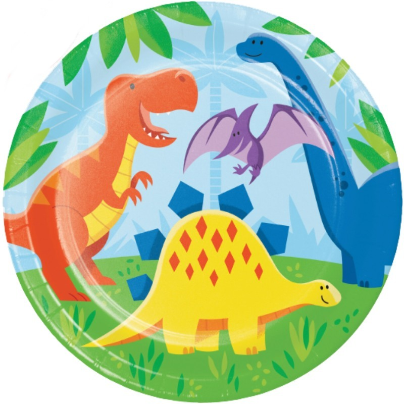 Dinosaur Friends
