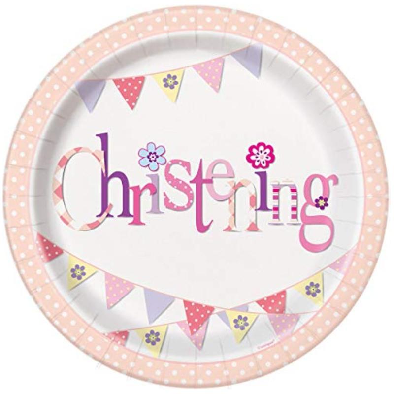 Christening Pink