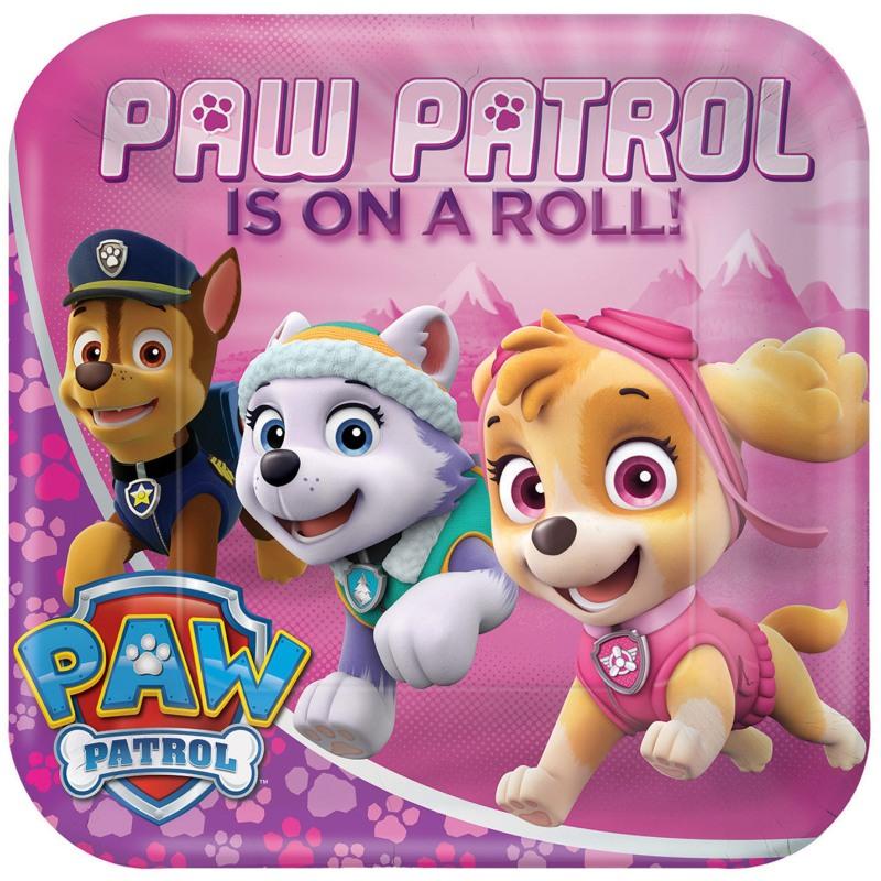 Paw Patrol - Pink
