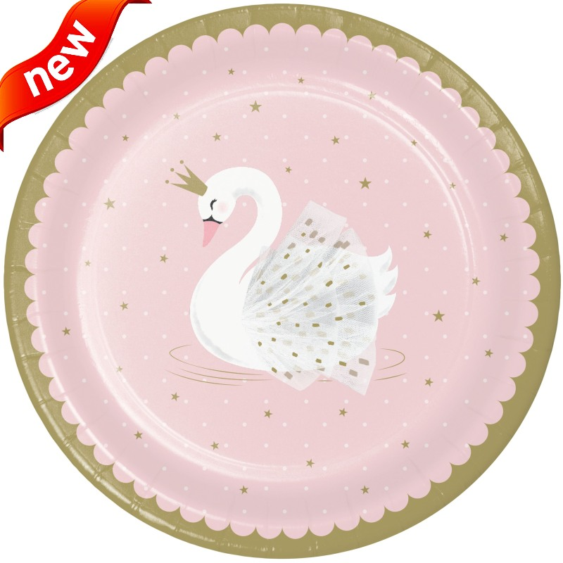 Swan Party Supplies