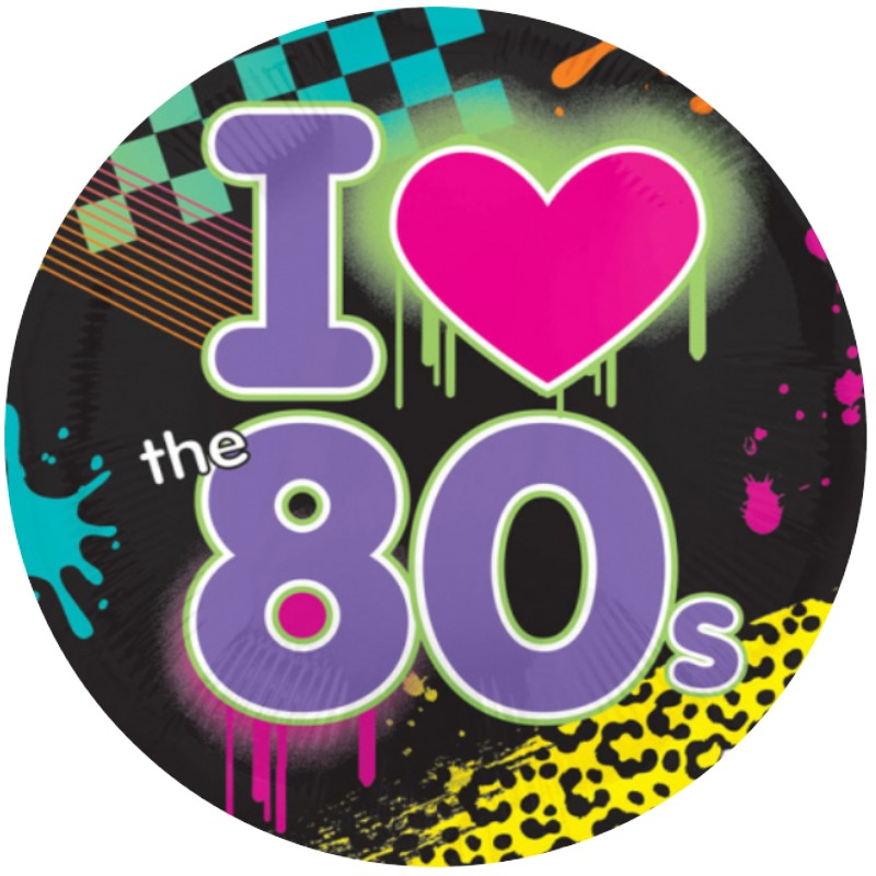 Totally 80's party