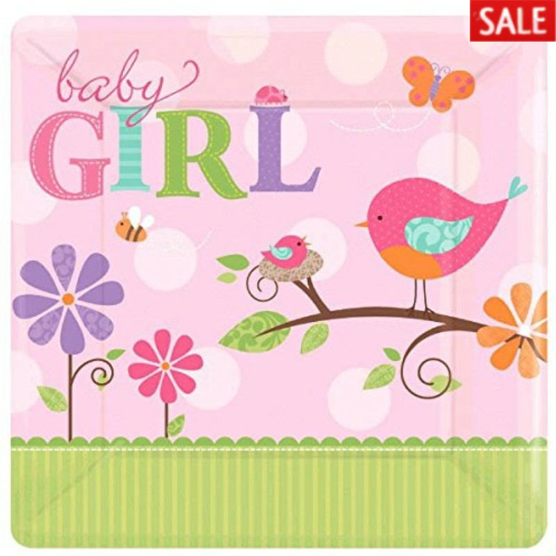 Tweet Girl Baby Shower
